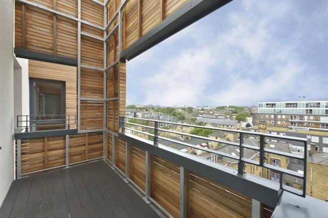 Guide Price £1,230,000, 2 Bedroom Flat For Sale in Wharf Road, London, N1