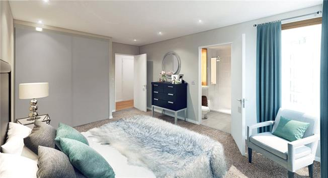 Asking Price £865,000, 2 Bedroom Flat For Sale in London, N1