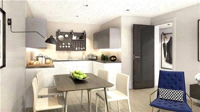 Guide Price £760,000, 2 Bedroom Flat For Sale in Wharf Road, London, N1