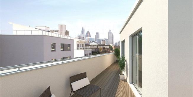 Asking Price £995,000, 3 Bedroom Flat For Sale in London, E1