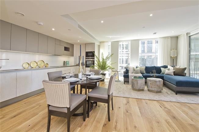 Asking Price £975,000, 1 Bedroom Flat For Sale in London, W2