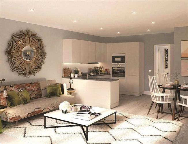 Asking Price £685,000, 1 Bedroom Flat For Sale in London, W10