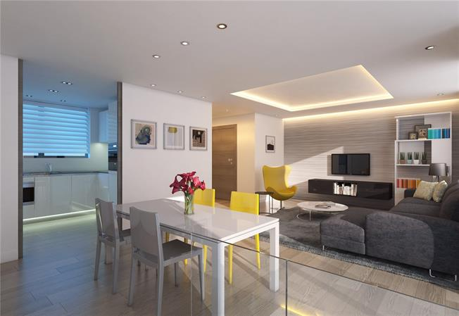 Asking Price £700,000, 2 Bedroom Flat For Sale in London, NW6