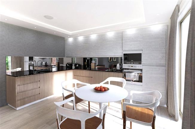 Asking Price £1,100,000, 3 Bedroom Flat For Sale in London, NW5