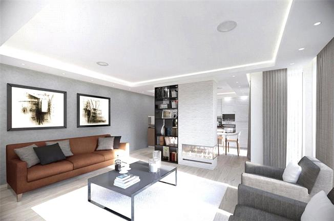 Asking Price £900,000, 2 Bedroom Flat For Sale in London, NW5