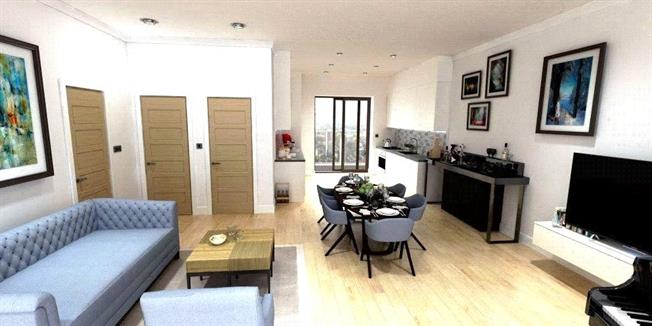 Asking Price £385,000, 1 Bedroom Flat For Sale in London, E16