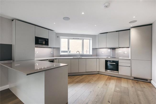 Asking Price £2,675,000, 3 Bedroom Flat For Sale in London, SW1P