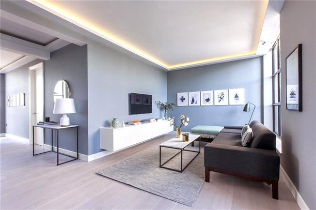 Asking Price £715,000, 2 Bedroom Flat For Sale in London, W3