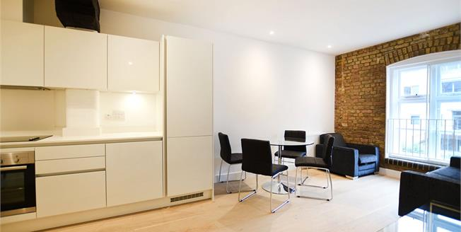 Asking Price £475,000, 2 Bedroom Flat For Sale in Limehouse, London, E14