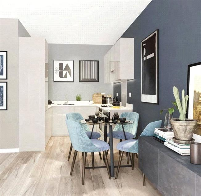 Asking Price £314,950, Flat For Sale in Blair Street, London, E14