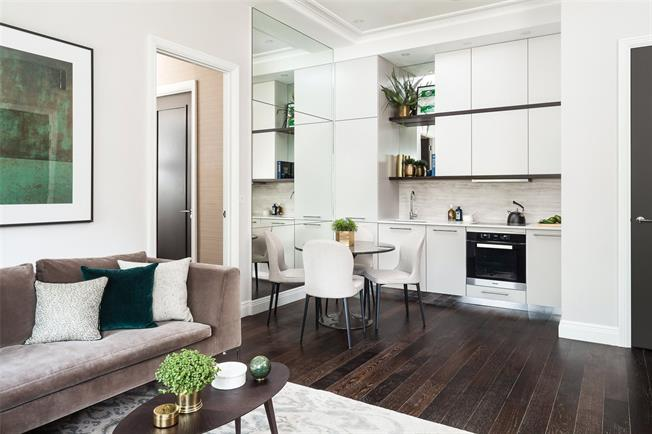 Asking Price £585,000, 1 Bedroom Flat For Sale in London, W2