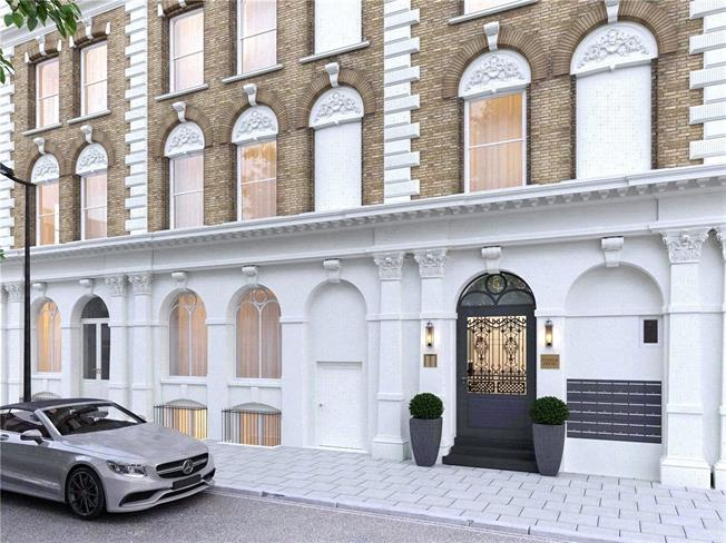 Asking Price £815,000, 2 Bedroom Flat For Sale in London, W2