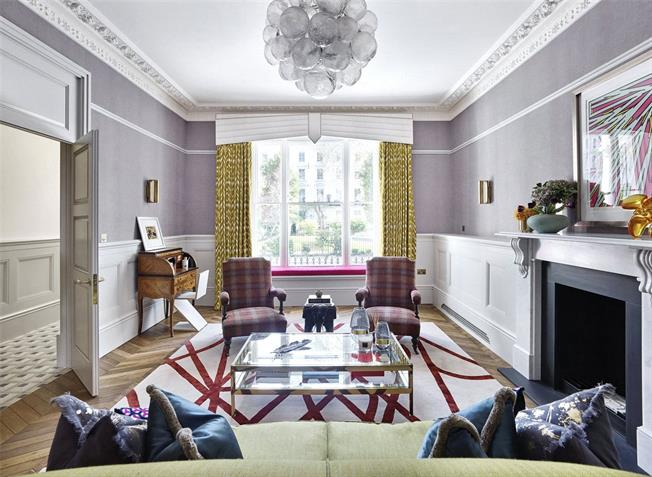 Asking Price £4,500,000, 3 Bedroom Flat For Sale in London, W2