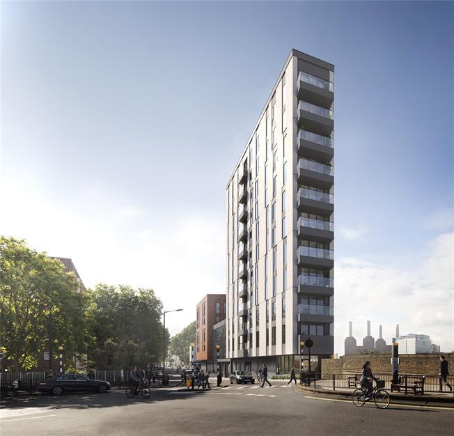 Asking Price £750,000, 1 Bedroom Flat For Sale in London, SW1V