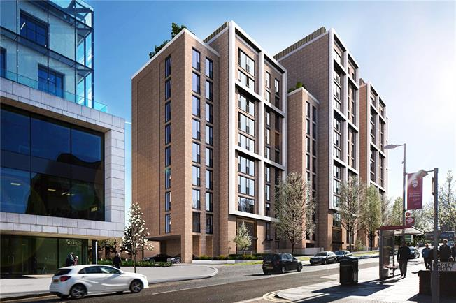 Asking Price £417,000, 1 Bedroom Flat For Sale in Woolwich, SE18