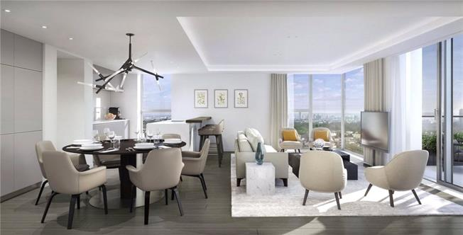 Asking Price £825,000, 1 Bedroom Flat For Sale in London, W2