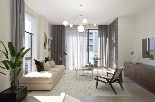 Asking Price £435,000, 1 Bedroom Flat For Sale in Blair Street, London, E14
