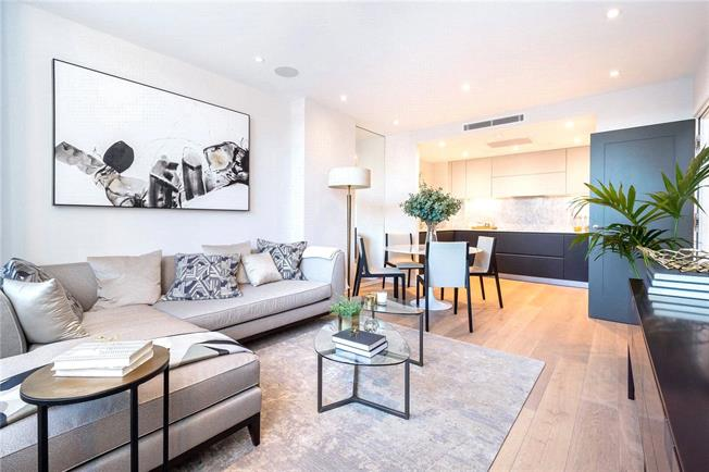 Asking Price £845,000, 2 Bedroom Flat For Sale in London, NW5