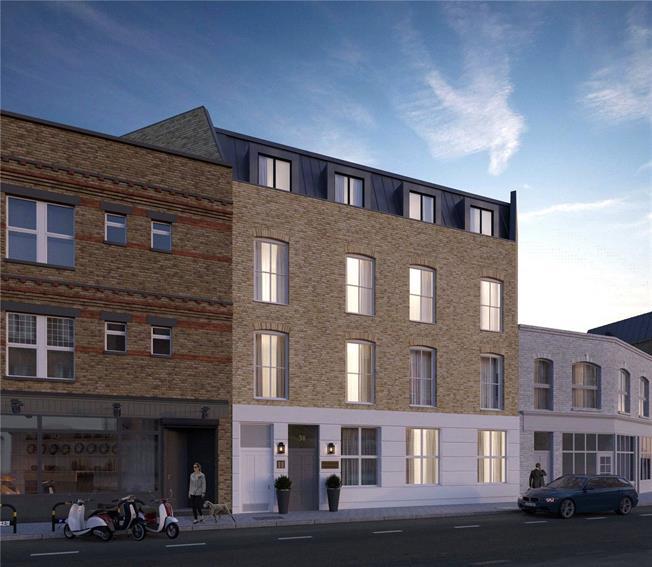 Asking Price £650,000, 2 Bedroom Flat For Sale in London, N1
