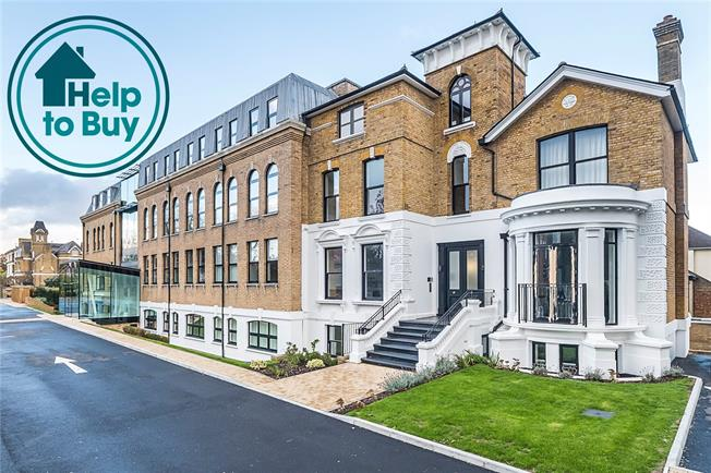 Asking Price £529,995, 2 Bedroom Flat For Sale in London, TW11