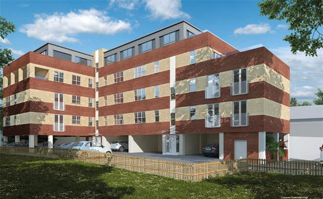 Asking Price £475,000, 2 Bedroom Flat For Sale in London, NW2