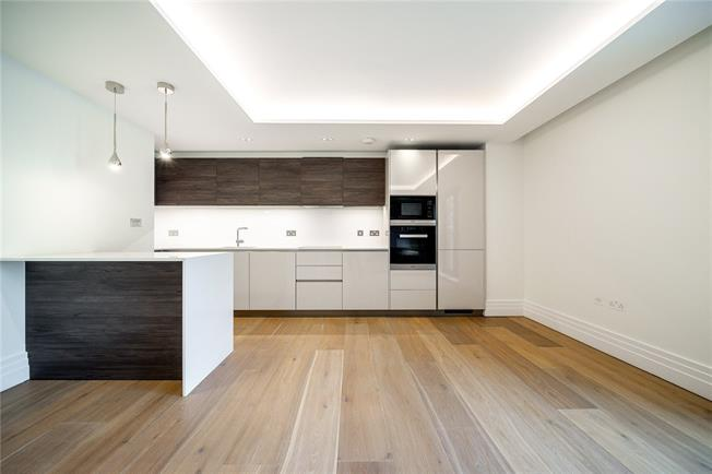 Asking Price £2,110,000, 2 Bedroom Flat For Sale in London, W2