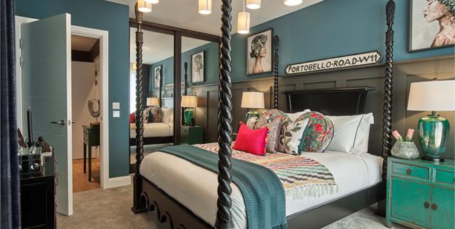 Asking Price £685,000, 1 Bedroom Flat For Sale in Ladbroke Grove, London, W10