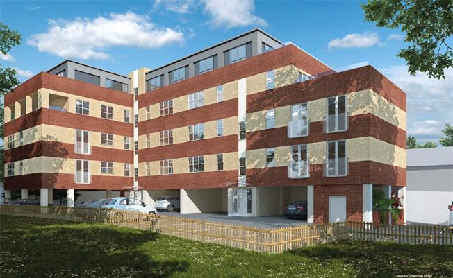 Asking Price £395,000, 2 Bedroom Flat For Sale in London, NW2