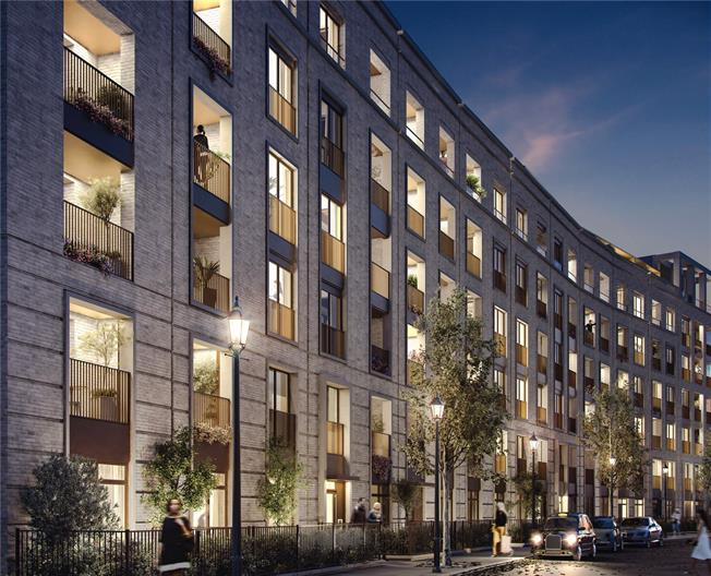 Asking Price £865,000, 2 Bedroom Flat For Sale in London, W10