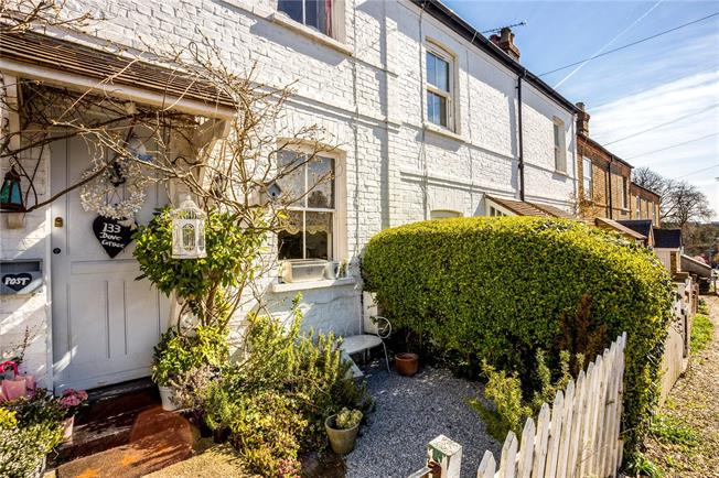 Guide Price £350,000, 2 Bedroom Terraced House For Sale in Maidenhead, SL6