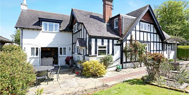 Guide Price £1,299,000, 6 Bedroom Detached House For Sale in Maidenhead, SL6