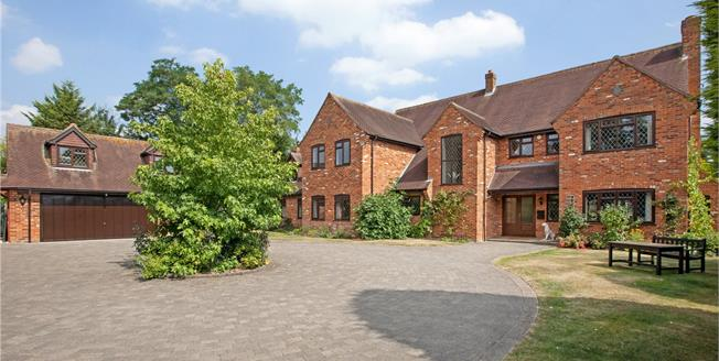Guide Price £1,950,000, 5 Bedroom Detached House For Sale in Buckinghamshire, SL1