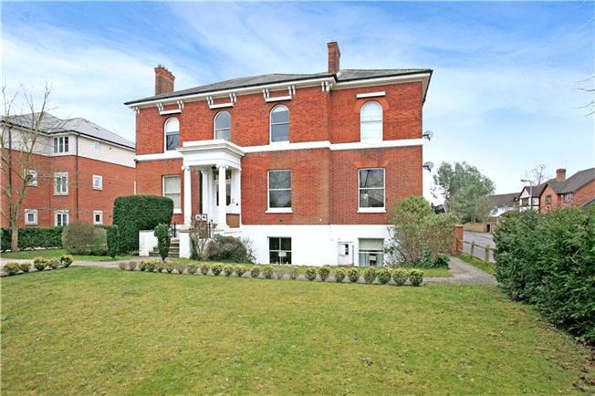 Guide Price £279,950, 1 Bedroom Flat For Sale in Maidenhead, Berkshire, SL6