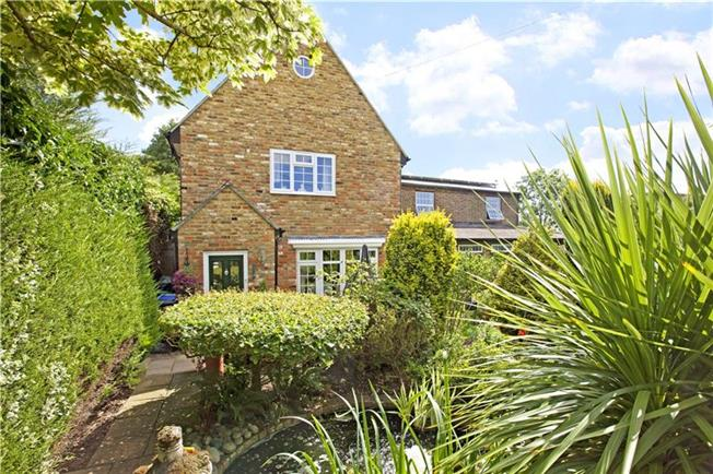 Guide Price £575,000, 5 Bedroom Semi Detached House For Sale in Burnham, SL1