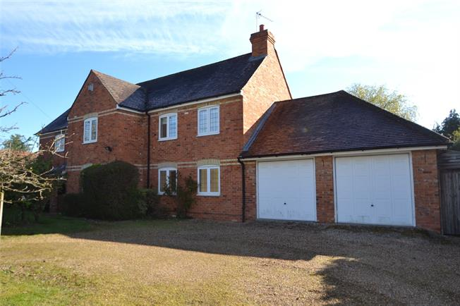 Guide Price £995,000, 5 Bedroom Detached House For Sale in Waltham St. Lawrence, RG10