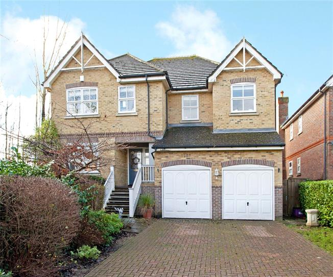 Offers in excess of £850,000, 5 Bedroom Detached House For Sale in Maidenhead, Berkshire, SL6