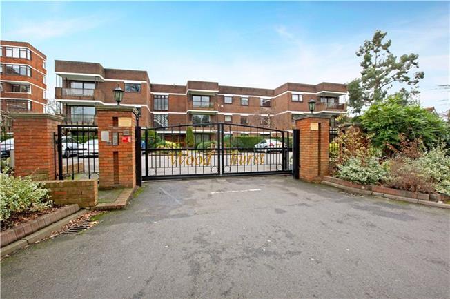 Guide Price £425,000, 2 Bedroom Flat For Sale in Maidenhead, Berkshire, SL6
