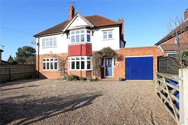 Guide Price £850,000, 5 Bedroom Detached House For Sale in Berkshire, SL6