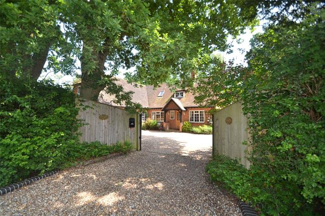 Price on Application, 4 Bedroom Detached House For Sale in Hurst, RG10