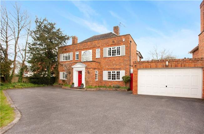 Offers in excess of £1,000,000, 4 Bedroom Detached House For Sale in Twyford, RG10