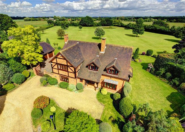 Offers in excess of £1,695,000, 4 Bedroom Detached House For Sale in Hurst, RG10