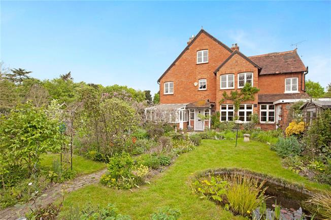 Guide Price £575,000, 2 Bedroom Semi Detached House For Sale in Maidenhead, SL6