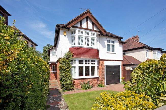 Guide Price £825,000, 4 Bedroom Detached House For Sale in Berkshire, SL6