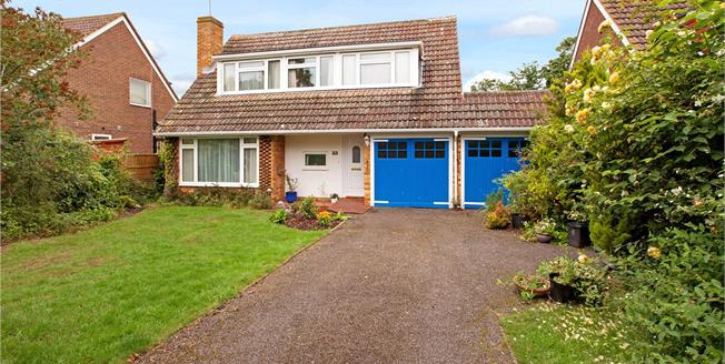 Guide Price £625,000, 3 Bedroom Detached House For Sale in Fifield, SL6