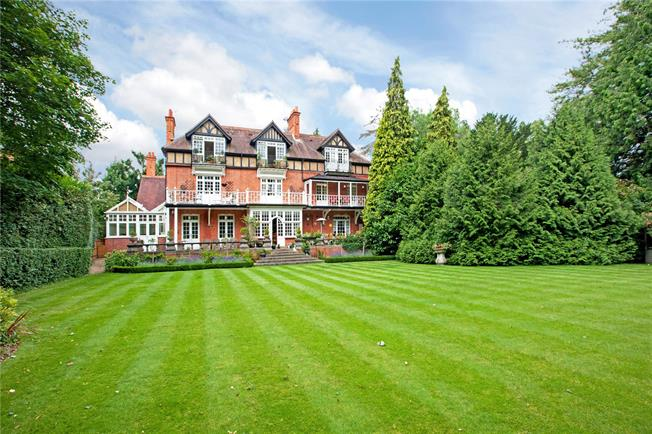 Guide Price £575,000, 2 Bedroom Flat For Sale in Maidenhead, Berkshire, SL6