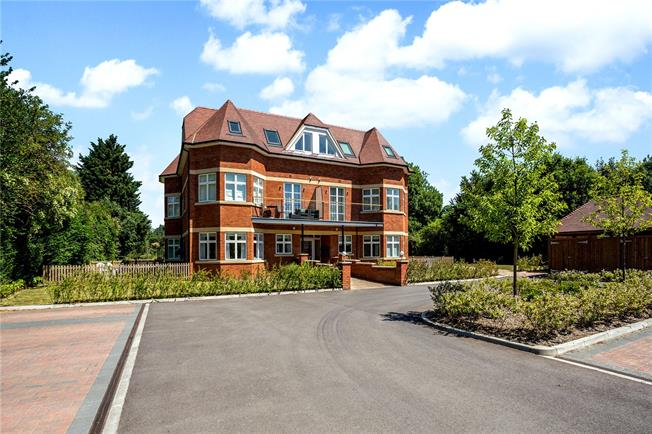 Guide Price £599,950, 2 Bedroom Flat For Sale in Maidenhead, SL6