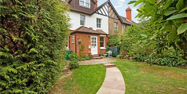 Guide Price £575,000, 3 Bedroom Terraced House For Sale in Maidenhead, Berkshire, SL6