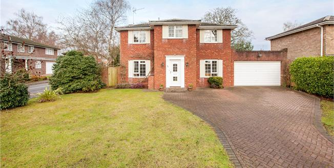 Offers in excess of £800,000, 4 Bedroom Detached House For Sale in Berkshire, SL6