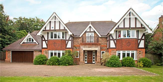 Guide Price £1,595,000, 6 Bedroom Detached House For Sale in Maidenhead, SL6