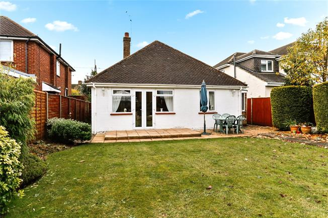 Offers in excess of £450,000, 2 Bedroom Bungalow For Sale in Maidenhead, SL6